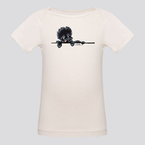Affen Over the Line Organic Baby T-Shirt