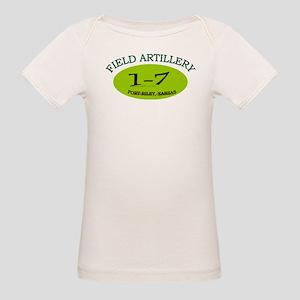 1st Bn 7th Field Artillery Organic Baby T-Shirt
