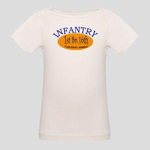 1st Bn 16th Infantry Organic Baby T-Shirt