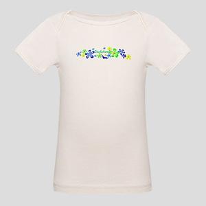 Dachshund Organic Baby T-Shirt