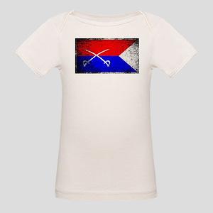 Custer HQ Flag T-Shirt