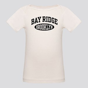 Bay Ridge Brooklyn Organic Baby T-Shirt