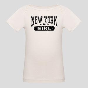 New York Girl Organic Baby T-Shirt