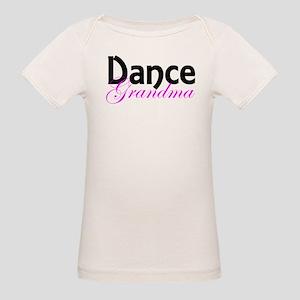 Dance Grandma Organic Baby T-Shirt