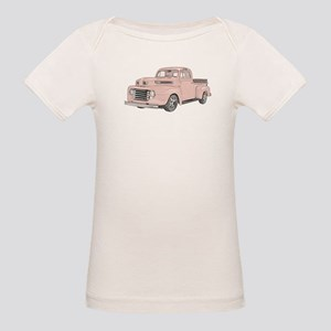 1950 Ford F1 Organic Baby T-Shirt