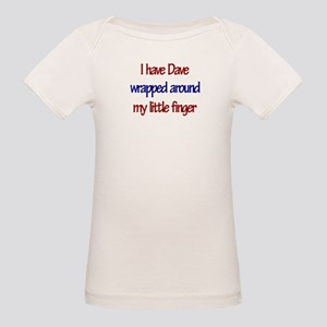 Dave Has Mom Organic Baby T-Shirt