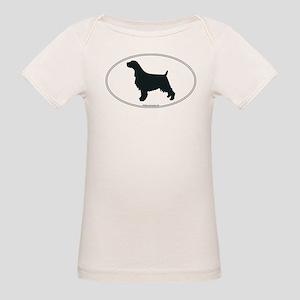 En Springer Silhouette Organic Baby T-Shirt