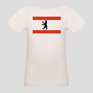 Flag of Berlin Organic Baby T-Shirt