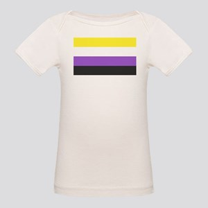 Solid Non-Binary Pride Flag T-Shirt