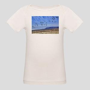 U S ARMY RANGERS Organic Baby T-Shirt