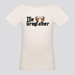 The Grogfather Organic Baby T-Shirt