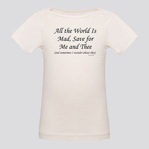 Me & Thee Organic Baby T-Shirt