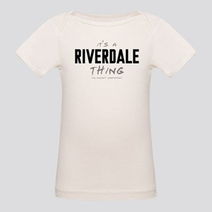 It's a Riverdale Thing Organic Baby T-Shirt