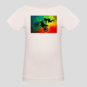 Solar Flare Up Motocross T-Shirt