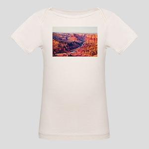 Grand Canyon Landscape Photo Organic Baby T-Shirt