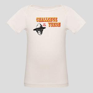 Challenge of the Yukon Organic Baby T-Shirt