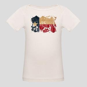 Texas Flag Organic Baby T-Shirt