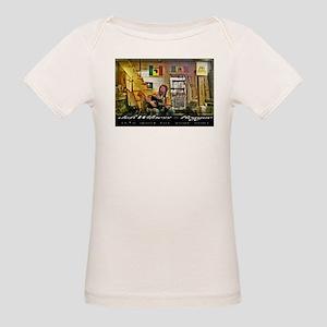 Jah Witness Reggae Organic Baby T-Shirt