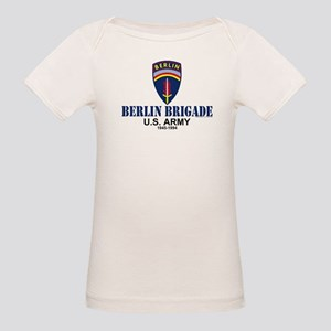 Berlin Brigade Stuff Organic Baby T-Shirt