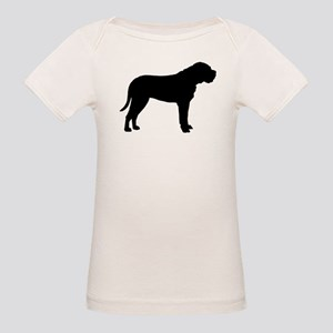 Bullmastiff Dog Breed Organic Baby T-Shirt