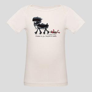 Affenpinscher Places Organic Baby T-Shirt
