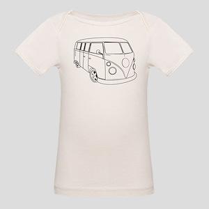 70s Van Organic Baby T-Shirt