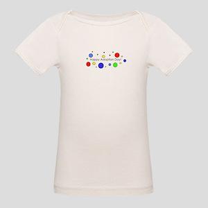Happy Adoption Day Organic Baby T-Shirt