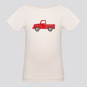 Vintage Red Truck T-Shirt