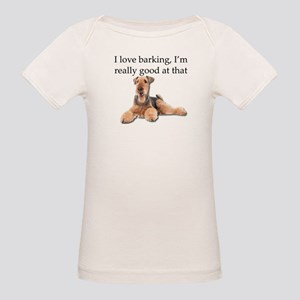 Airedale Terrier is Really good at barking T-Shirt