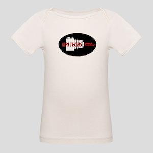 MRI camera Organic Baby T-Shirt