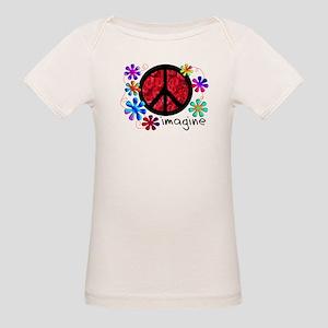 Retro Vintage 70's Organic Baby T-Shirt