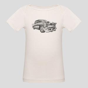 Vintage Chevy Organic Baby T-Shirt