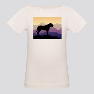 Purple Mountains Bullmastiff Organic Baby T-Shirt