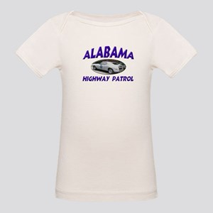 Alabama Highway Patrol Organic Baby T-Shirt