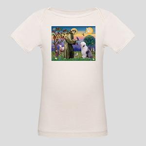 ST. FRANCIS + OES Organic Baby T-Shirt