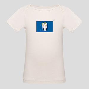 Kiev Ukraine Flag T-Shirt