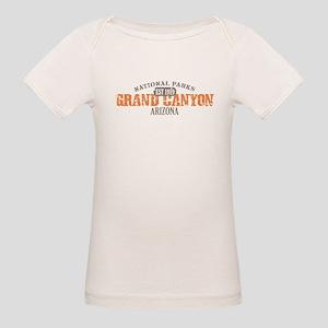 Grand Canyon National Park AZ Organic Baby T-Shirt