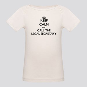 Keep calm and call the Legal Secretary T-Shirt