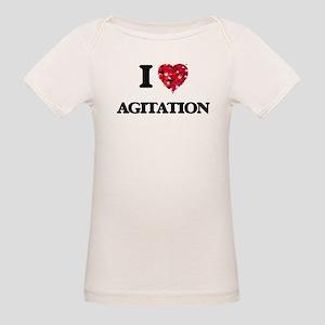 I Love Agitation T-Shirt