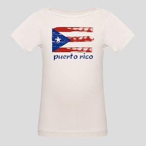 Puerto rico Organic Baby T-Shirt