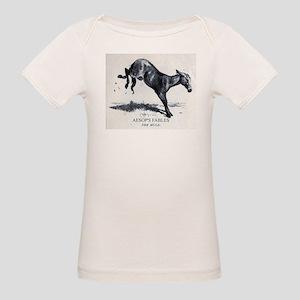 Harrison Weir - The Mule - Aesop - 1867 Organic Ba
