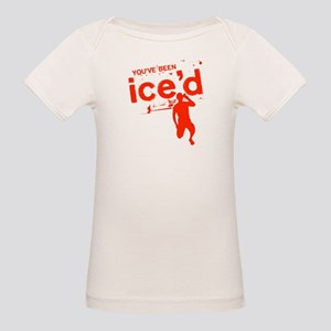 You've Been Ice'd Organic Baby T-Shirt