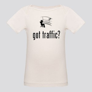 Air Traffic Control Organic Baby T-Shirt