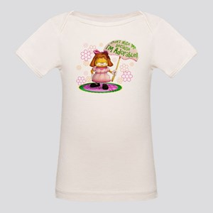 I'm Adorable Organic Baby T-Shirt