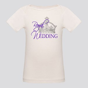Royal Wedding London England Organic Baby T-Shirt