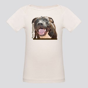Pure Happiness Organic Baby T-Shirt