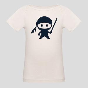 Ninja Organic Baby T-Shirt
