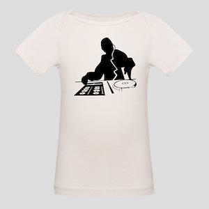 Dj Mixing Turntables Club Music Disc Jocke T-Shirt