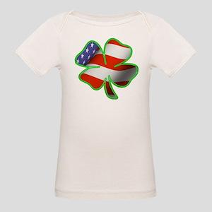 Irish American Organic Baby T-Shirt