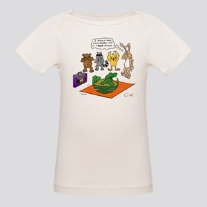 Tortoise and the Hare Revisit Organic Baby T-Shirt